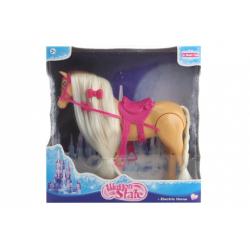 Obrázek Kůň hnědý na baterie