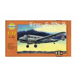 Obrázek Model Siebel Si 204 A 1:72 29,5x18cm