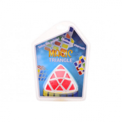 Obrázek Hlavolam magický trojúhelník