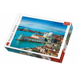 Obrázek Puzzle Benátky, Itálie 2000 dílků 96x68cm
