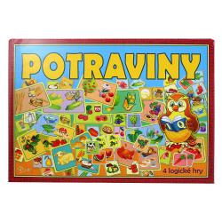 Obrázek hra Potraviny