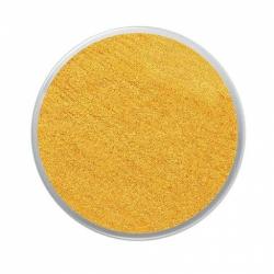 Obrázek Barva na obličej třpytivá18ml- žlutá