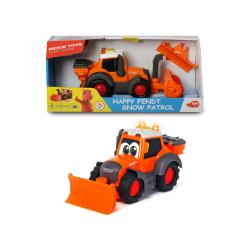 Obrázek Traktor Happy Fendt Snow Patrol