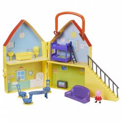 Obrázek Prasátko Peppa domeček s figurkou a příslušenstvím