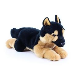 Obrázek plyšový pes německý ovčák / vlčák 30 cm
