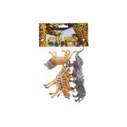 Obrázek Divoká zvířátka 5 ks v sáčku