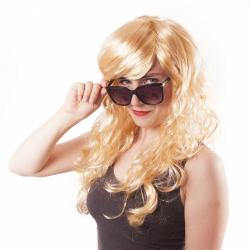 Obrázek paruka blond