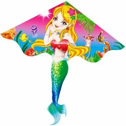 Obrázek Létající drak - mořská panna