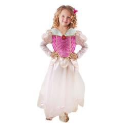 Obrázek Dětský kostým princezna květinka (S)