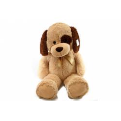 Obrázek Plyš pes béžový 90 cm