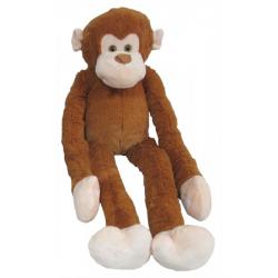 Obrázek Plyšová Opice Dlouhá Ruka 100 Cm, Světle Hnědá