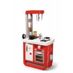 Obrázek Kuchynka Bon Appetit červeno-biela elektronická