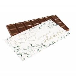 Obrázek ALBI Svatební čokoláda - Život ve dvou