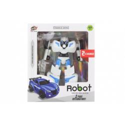Obrázek Robot skládací - sportovní auto