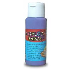 Obrázek Akrylová barva 60ml- fialová