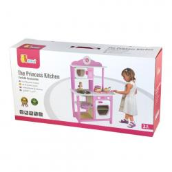 Obrázek Dřevěná kuchyňka pro princezny