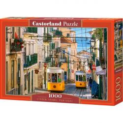 Obrázek Puzzle Castorland 1000 dílků - Lisabonská tramvaj, Portugalsko