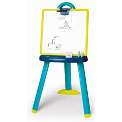 Obrázek Tabule na kreslení 2v1 stojací modrá