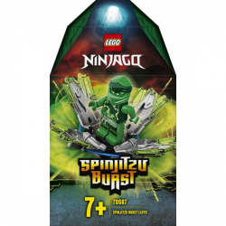 Obrázek LEGO<sup><small>®</small></sup> Ninjago 70687 - Spinjitzu úder - Lloyd