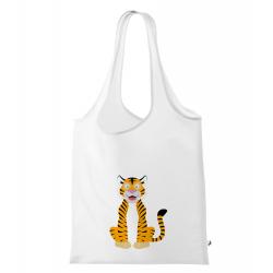 Obrázek Nákupní taška Veselá zvířátka - Tygřík