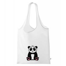 Obrázek Nákupní taška Tučňák a jeho kamarádi - #2 panda velká