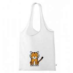 Obrázek Nákupní taška Tučňák a jeho kamarádi - #3 tygr indický
