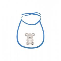 Obrázek Dětský bryndák Veselá zvířátka - Koala - modrý