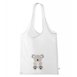 Obrázek Nákupní taška Veselá zvířátka - Koala