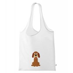 Obrázek Nákupní taška Veselá zvířátka - Pejsek