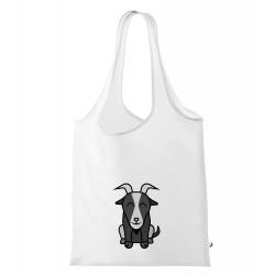 Obrázek Nákupní taška Tučňák a jeho kamarádi - #12 koza bezoárová