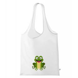 Obrázek Nákupní taška Veselá zvířátka - Žabička