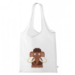 Obrázek Nákupní taška Veselá zvířátka - Mamut