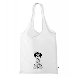 Obrázek Nákupní taška Veselá zvířátka - Dalmatin