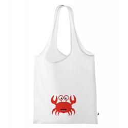 Obrázek Nákupní taška Veselá zvířátka - Krabík