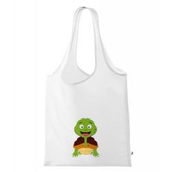 Obrázek Nákupní taška Veselá zvířátka - Želvička