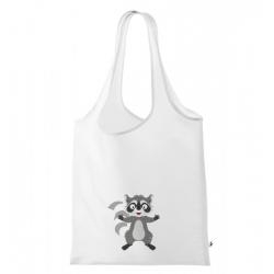 Obrázek Nákupní taška Veselá zvířátka - Mýval