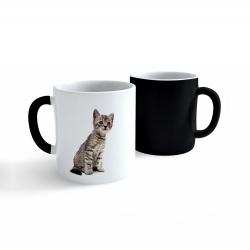 Obrázek Měnící hrnek Kotě