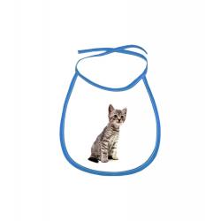 Obrázek Dětský bryndák Kotě - modrý