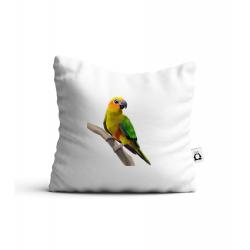 Obrázek Polstář Malovaná zvířátka - Papoušek