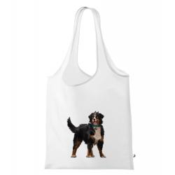 Obrázek Nákupní taška Malovaná zvířátka - Pejsek