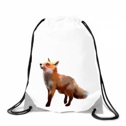 Obrázek Batoh na záda Malovaná zvířátka - Liška