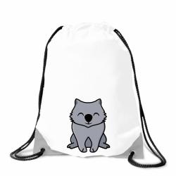 Obrázek Batoh na záda Tučňák a jeho kamarádi - #25 vombat obecný