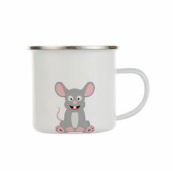 Obrázek Plecháček Veselá zvířátka - Myška