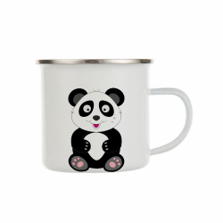 Obrázek Plecháček Veselá zvířátka - Panda