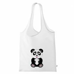 Obrázek Nákupní taška Veselá zvířátka - Panda