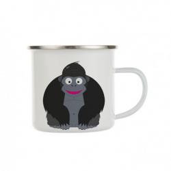 Obrázek Plecháček Veselá zvířátka - Gorila