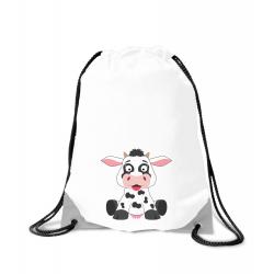 Obrázek Batoh na záda Veselá zvířátka - Kráva