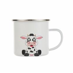 Obrázek Plecháček Veselá zvířátka - Kráva