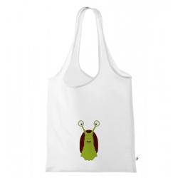 Obrázek Nákupní taška Veselá zvířátka - Šnek