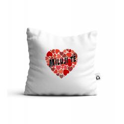 Obrázek Polstář Valentýn - Miluji Tě #4